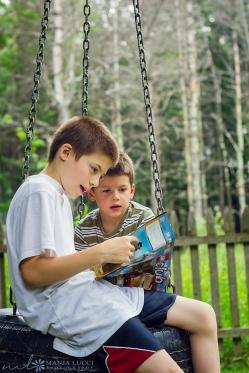 reading swing
